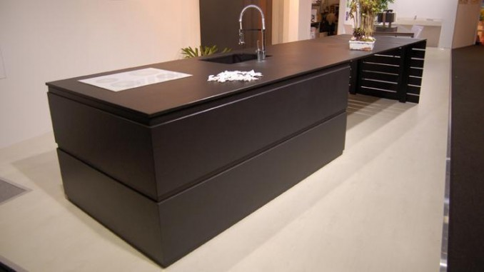 Emejing top per cucine in okite contemporary for Laminam prezzi